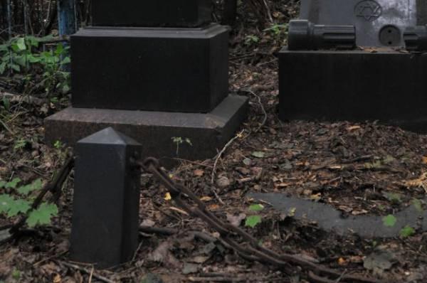 Вандалы в Таллине осквернили еврейское кладбище впервые за его историю