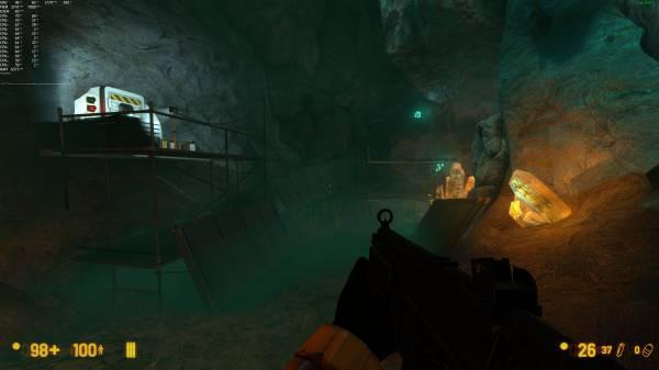 Black Mesa - авторы ремейка Half-Life выпустили бета-версию мира Зен, появились новые скриншоты в 4K