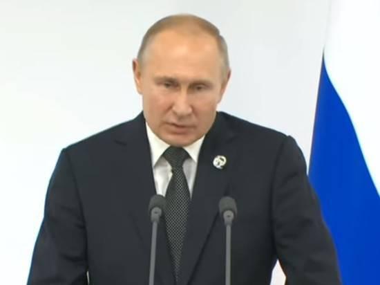 Путин высказался о приезде мировых лидеров на 75-летие Победы