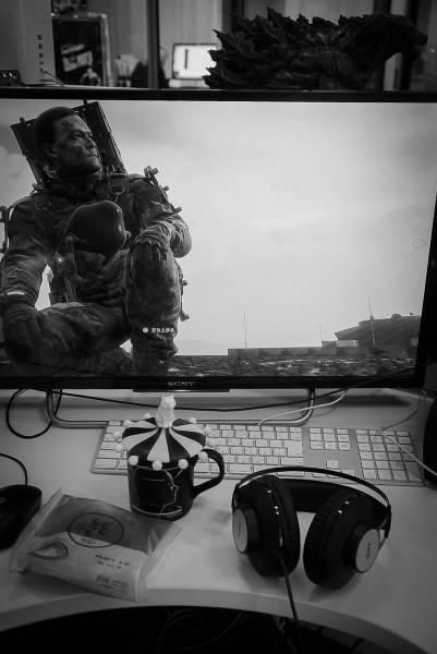 В Death Stranding главный герой сможет спать, Хидео Кодзима показал много новых кадров