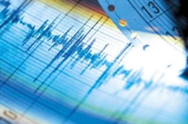 У побережья Камчатки произошло землетрясение магнитудой 5,4