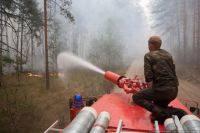 В МЧС назвали причину пожара возле ТЭЦ в Мытищах