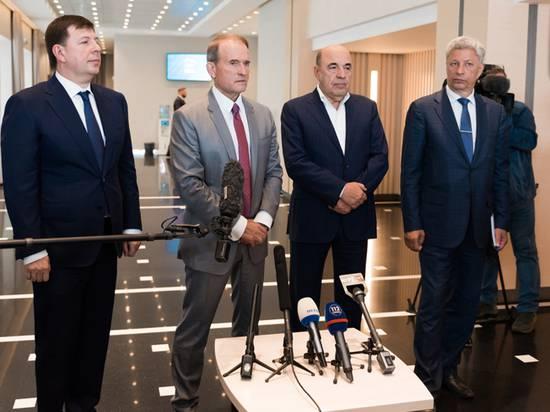 Украинский депутат оценил российское гостеприимство