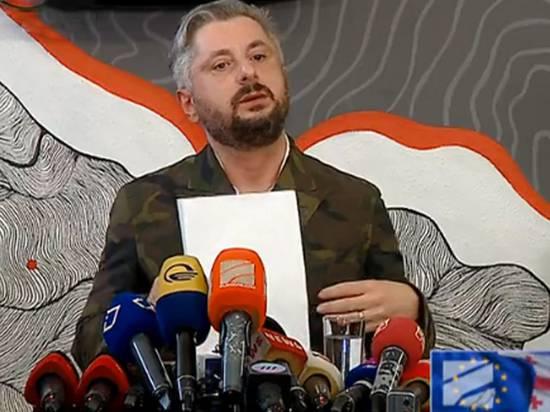 Рустави-2 выбили из рук Саакашвили: уволенный гендиректор потребовал $5 млн
