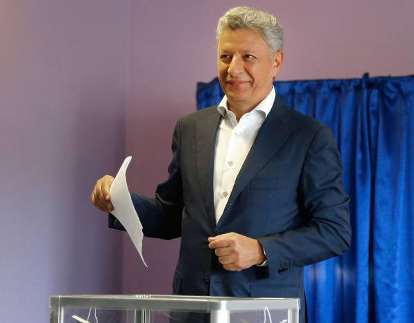 Слуцкий: выборы в Раду подтвердили крах политики Порошенко