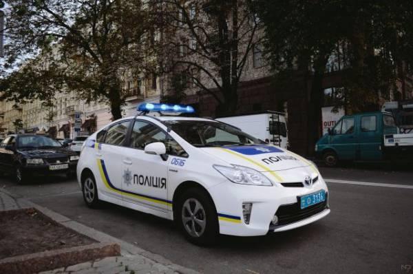 В Херсоне попал в ДТП автомобиль, перевозивший избирательные бюллетени
