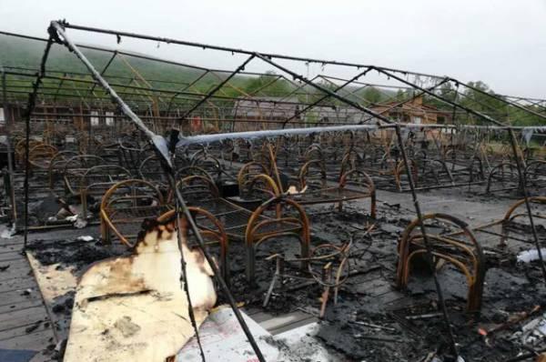 Семьям погибших в лагере выплатят по 200 тысяч рублей на похороны