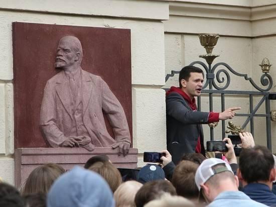 Яшина арестовали на 10 суток за акцию 27 июля в Москве