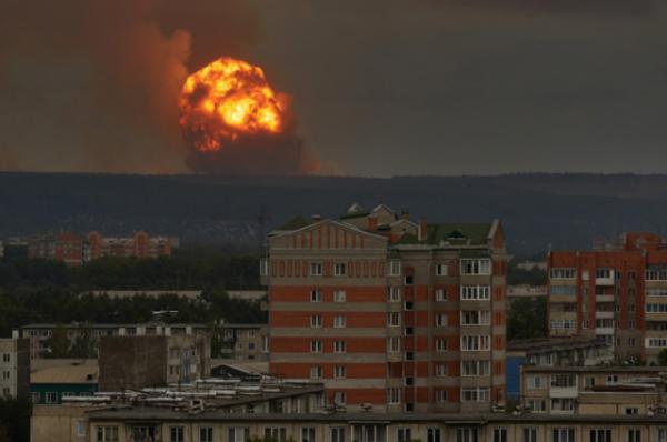 Число пострадавших от взрывов под Ачинском увеличилось до 40 человек