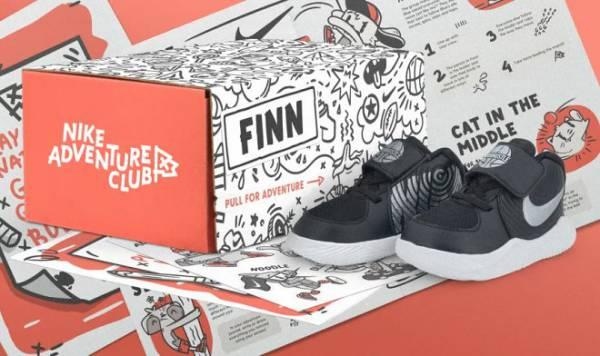 Nike запускает полезный сервис «детские кроссовки по подписке»