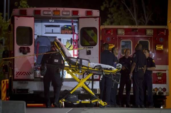 Четверо полицейских ранены в результате стрельбы в Филадельфии