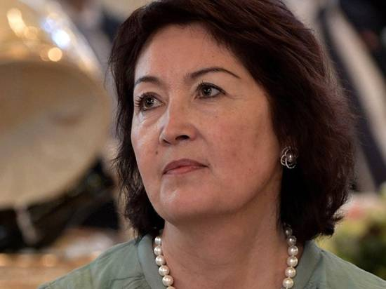 Против жены Атамбаева возбудили уголовное дело