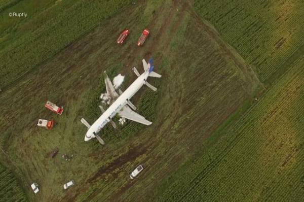 Пассажирке А321 пожелали смерти в соцсетях из-за видео с места ЧП