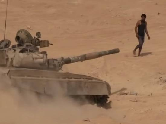 Армия Сирии с боями вошла в Хан-Шейхун