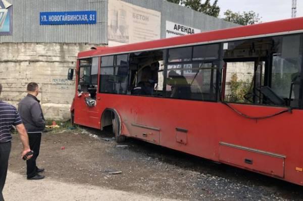 Число пострадавших в ДТП с автобусом в Перми увеличилось до 35 человек