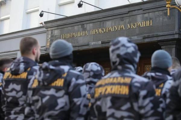 В кабинете заместителя генпрокурора Украины нашли «жучки»