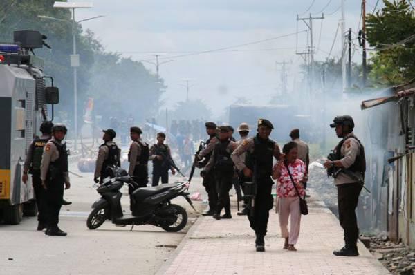 В Индонезии арестовали 34 человека по делу о массовых беспорядках - СМИ
