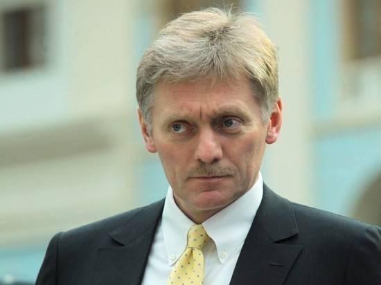 Песков рассказал о контактах России и Украины по обмену пленными