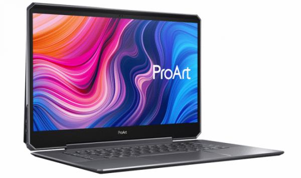 Asus представила самый мощный ноутбук в мире- ProArt StudioBook One