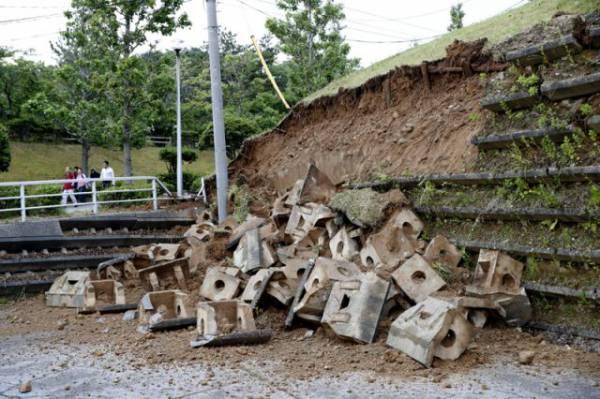 Число пострадавших при землетрясении в Китае выросло до 28
