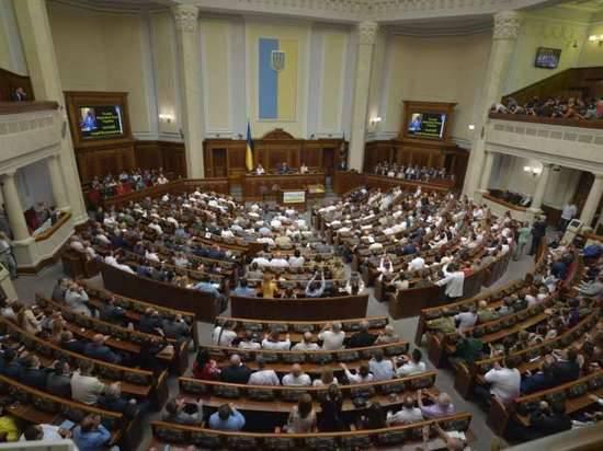 Верховная рада приняла законопроект Зеленского об импичменте президента