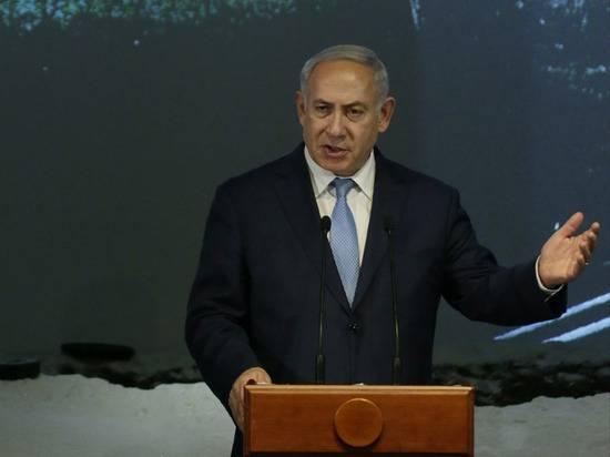 Россия обратилась к возжелавшему Иорданскую Долину Нетаньяху