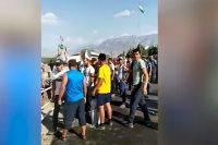 Число пострадавших на киргизско-таджикской границе возросло до 13 человек