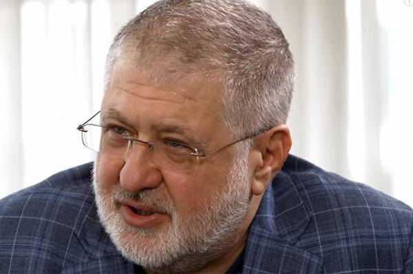 Коломойский рассказал, кому выгоден поджог дома экс-главы Нацбанка Украины