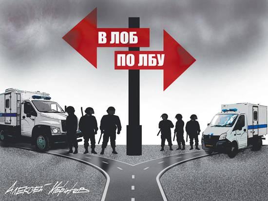 Кремль, оппозиция и «детская болезнь» российской политики