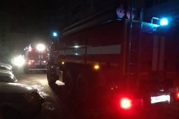 Один человек погиб при пожаре на северо-востоке Москвы