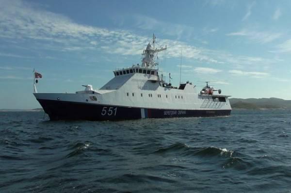Пограничники задержали в Японском море более 80 браконьеров из КНДР