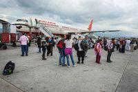 Самолет Air Astana, летевший в Пекин, вернулся в Нур-Султан