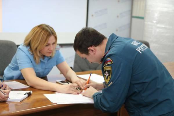 В РФ создана система пролонгированной помощи психологов пострадавшим от ЧС