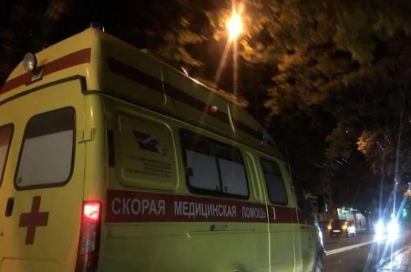 Под Псковом частично обрушился автомобильный мост