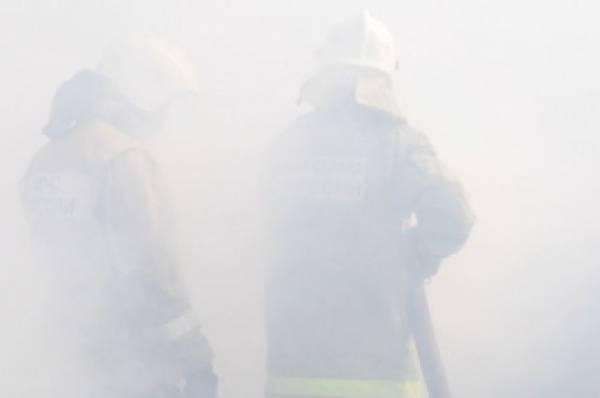 Пожар вспыхнул на екатеринбургском заводе трансформаторной стали
