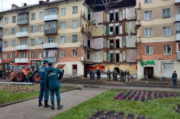Приговор по делу об обрушении дома в Междуреченске вступил в силу