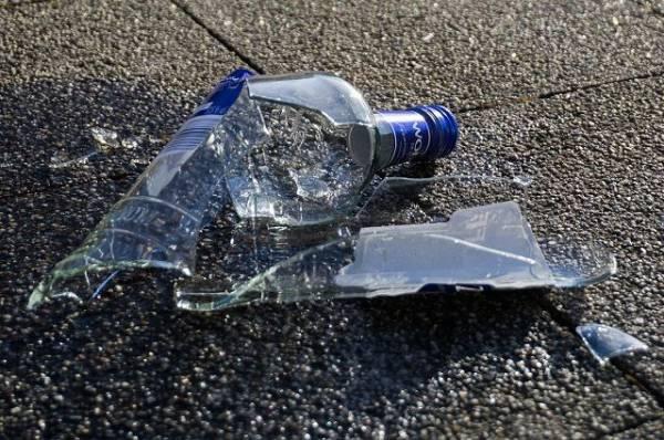 В Санкт-Петербурге вор убил сотрудника магазина бутылкой водки