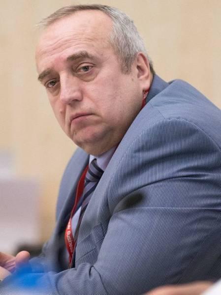 Клинцевич: претензии Эстонии к РФ об оккупации ничтожны