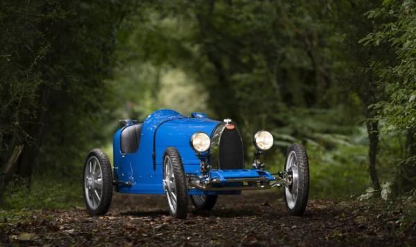 Bugatti выпустил автомобиль для детей за $33 000