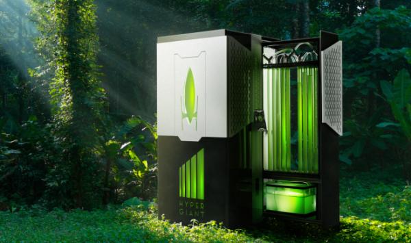Новый биореактор поглощает углекислый газ в 400 раз эффективнее деревьев