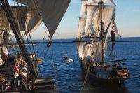 В Азовском море найден пропавший катер с тремя членами экипажа