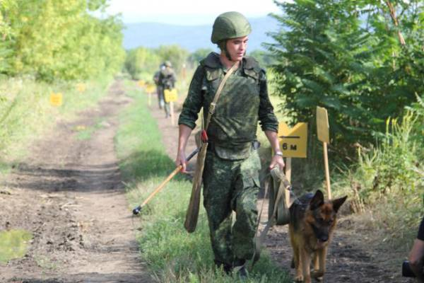В Таджикистане ранены двое российских военнослужащих