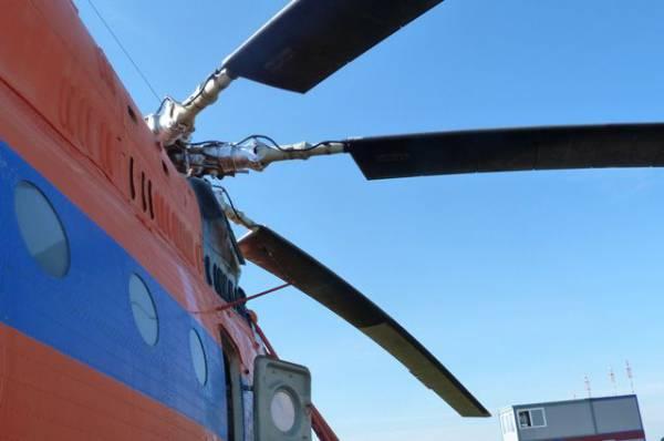 Ми-8МТВ «Полярных авиалиний» прекратил поиски пропавшего в Якутии вертолета