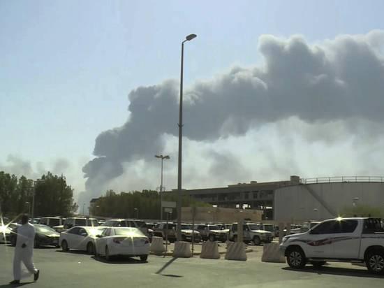 Париж: нужно знать, кто напал на заводы Саудовской Аравии