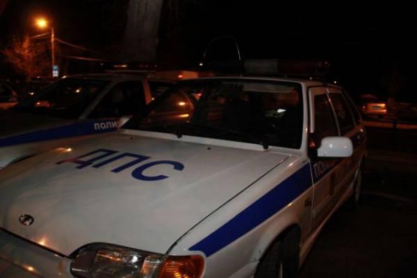 В Саратове при массовом ДТП пострадал один человек