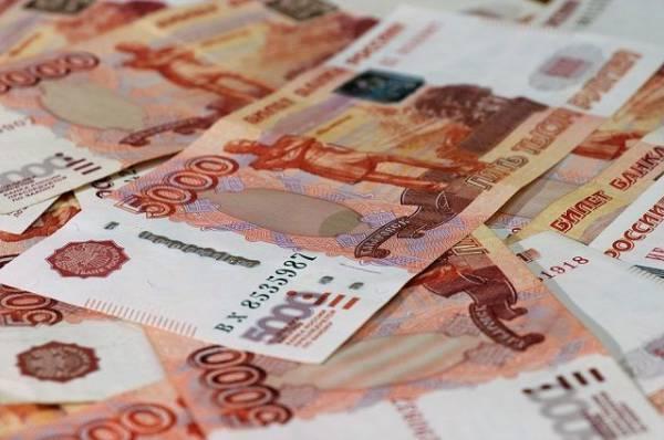 В московском банке у мужчины украли почти пять миллионов рублей