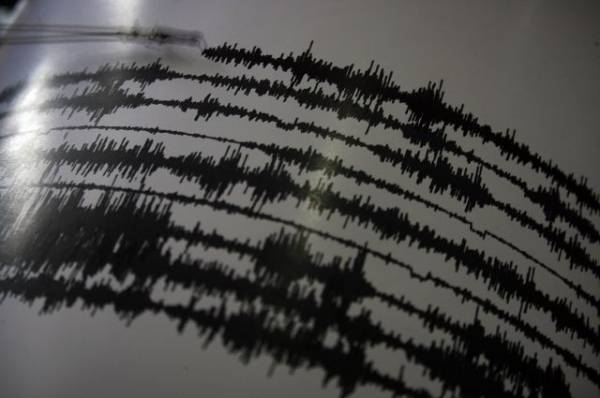 Землетрясение магнитудой 5,9 произошло на западе Турции