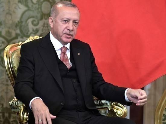 Эрдоган попросил Трампа продать Турции ЗРК Patriot