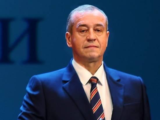 Иркутский губернатор предложил повысить свой оклад на 44%