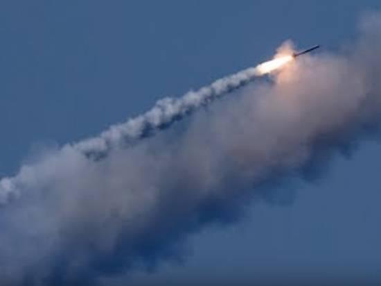 """Российская подлодка выстрелила """"Калибрами"""" в Черном море"""